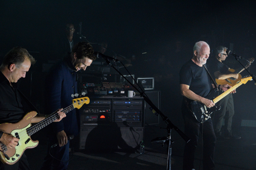 David Gilmour 28th September 2016
